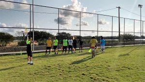 curso para árbitros de futebol em penedo